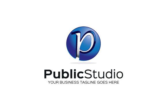 Public Studio Logo Template