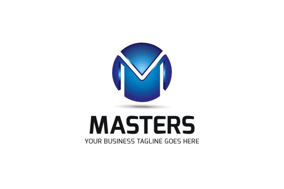 Masters Logo Template