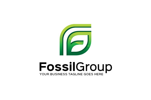 Fossil Group Logo Template