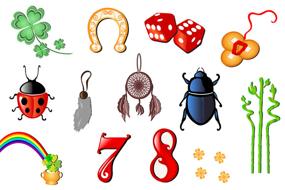 Principal Symbols Of Luck