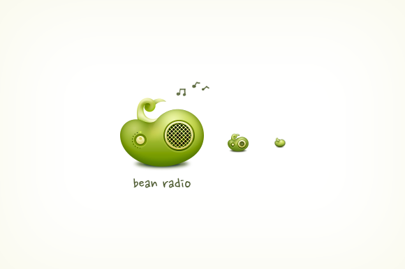 Bean Radio Icon