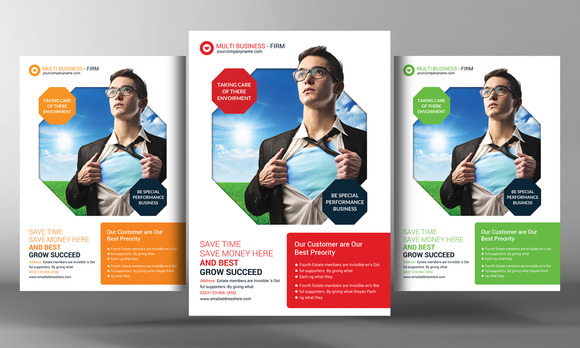 Multi Purpose Business Flyer