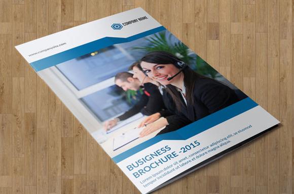 Corporate Brochure Bifold