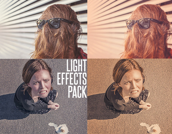 Light Effects Pack 6 Styles Only 3$
