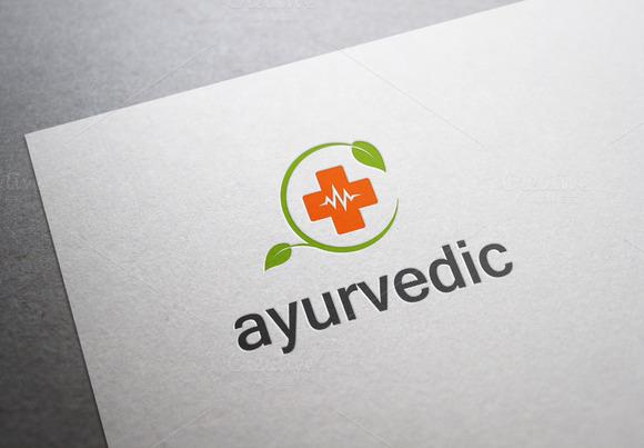 Ayurvedic Logo