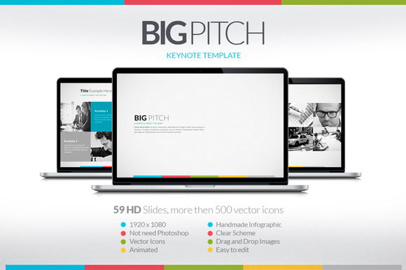 Big Pitch Keynote Presentation
