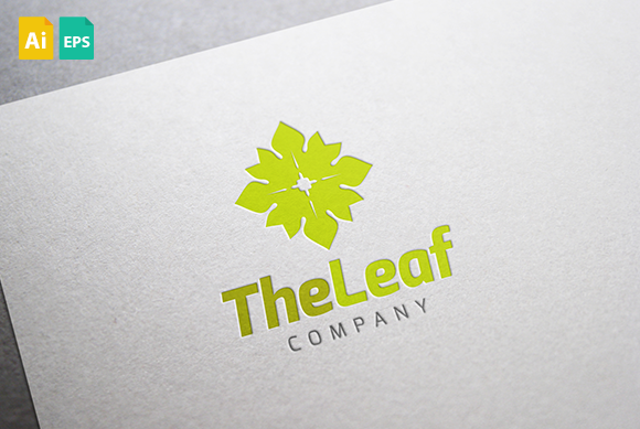 TheLeaf Logo