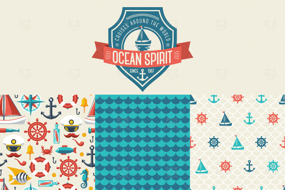 Ocean Spirit Collection