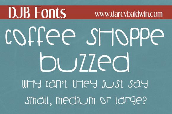 DJB Coffee Shoppe Buzzed