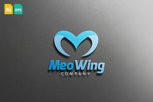MeoWing Logo