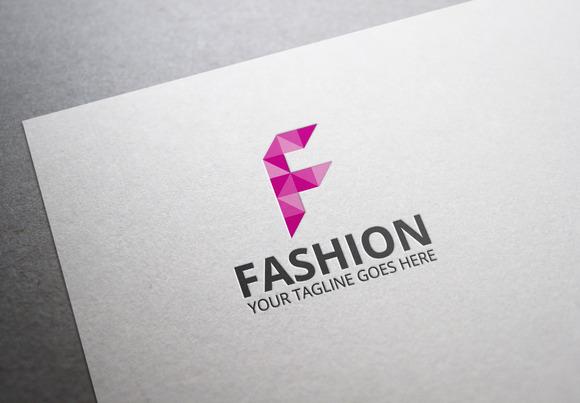 Fashion F Letter Logo