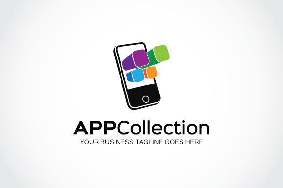 App Collection Logo Template