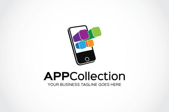 App Collection Logo Template