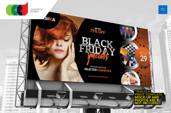 Black Friday Billboard 1