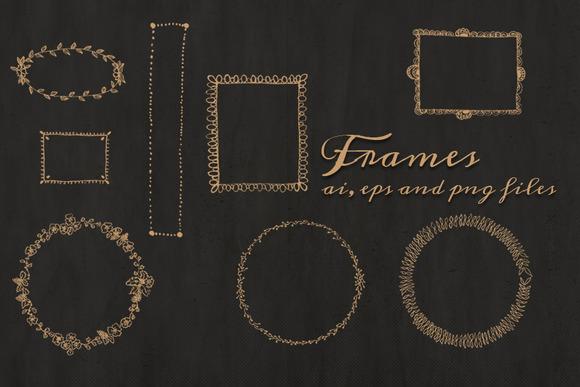 Hand Made Frames