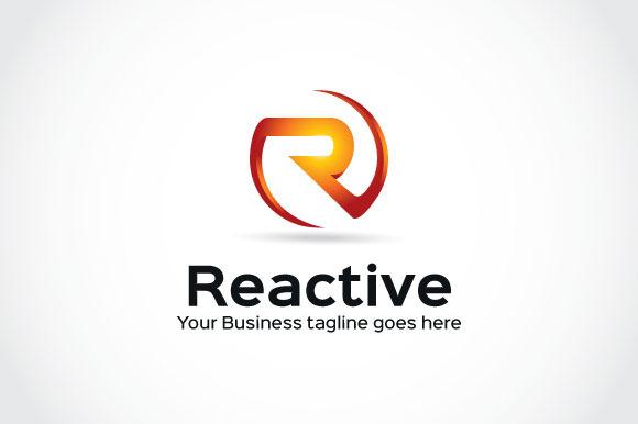 Reactive Logo Template
