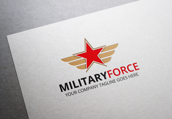 Military Force Logo