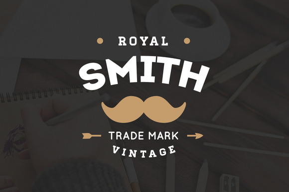 20 Vintage Logos Badges Vol 02