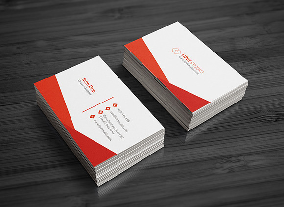 Sync Simple Business Card Template