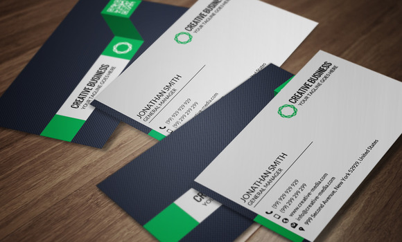 Corporate Business Card CM024