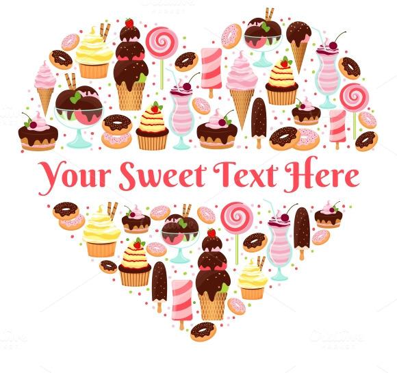 I Love Sweets