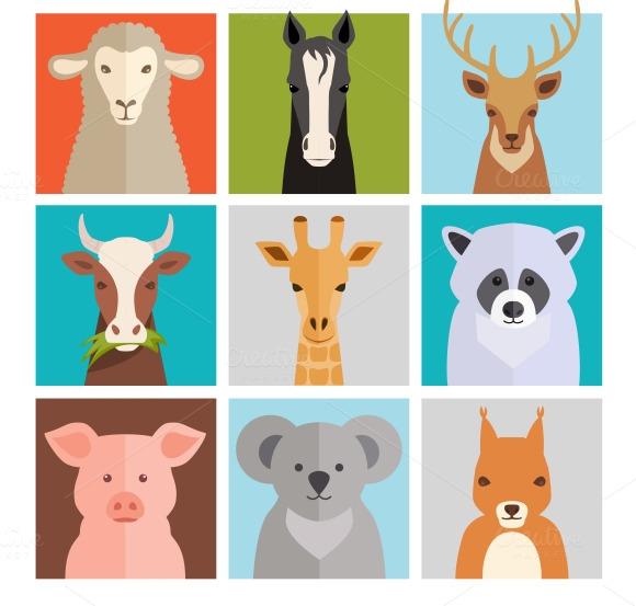 Animals Avatars