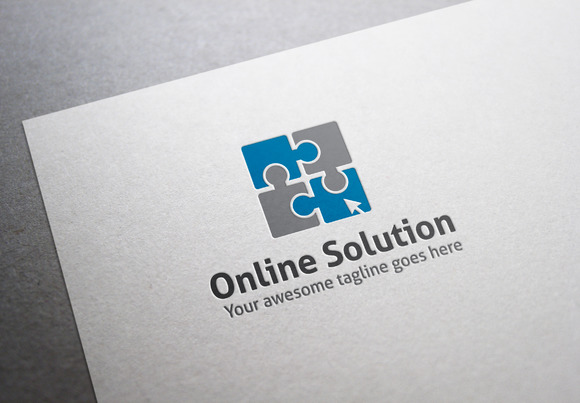 Online Solution Logo