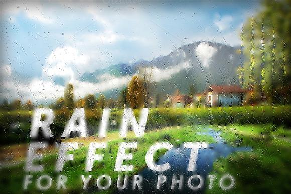 Rain Effect 40% Sale