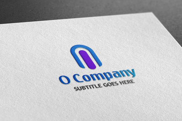 O Company Style Logo