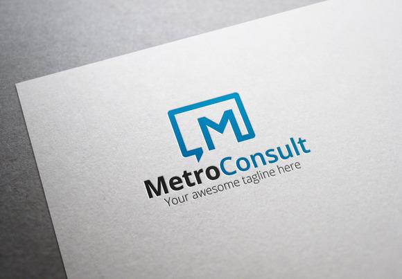 Metro Consult Logo