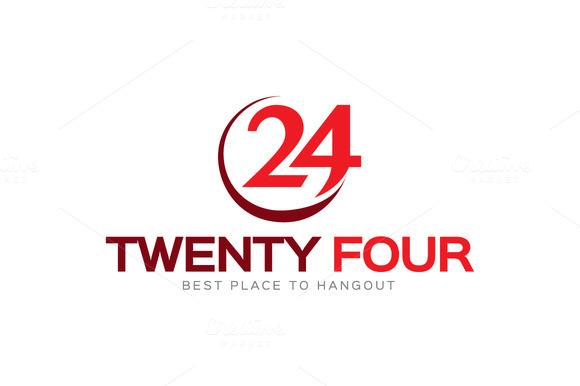 Twenty Four Logo