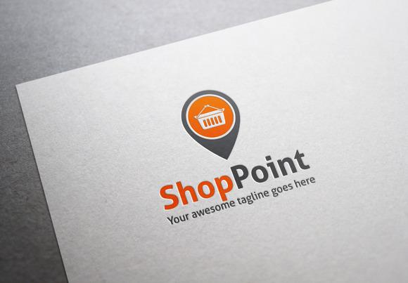Shop Point Logo