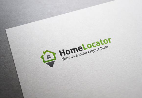 Home Locator Logo
