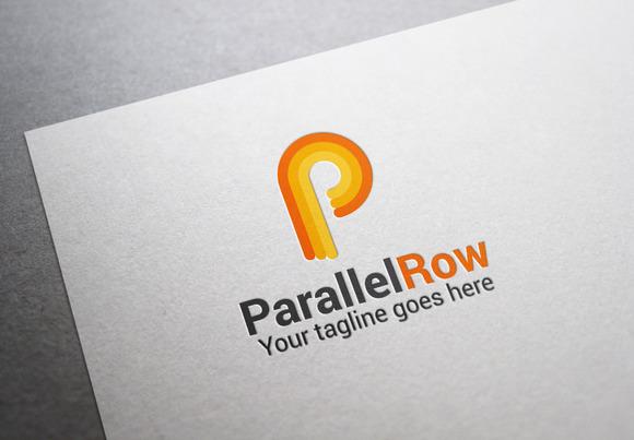 Parallel Row Logo