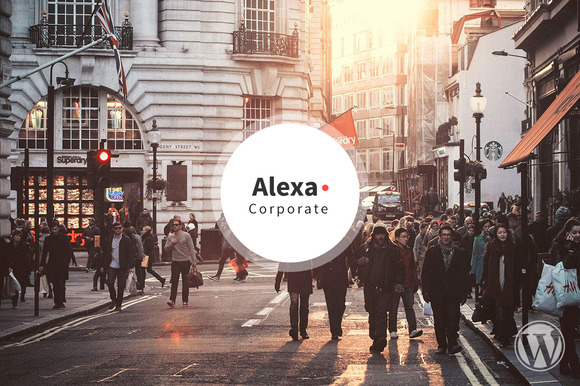 Alexa Business Wordpress Theme