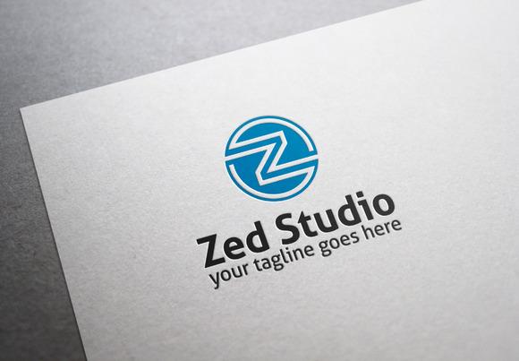 Zed Studio Logo