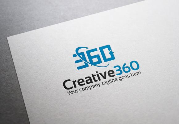Creative 360 Logo