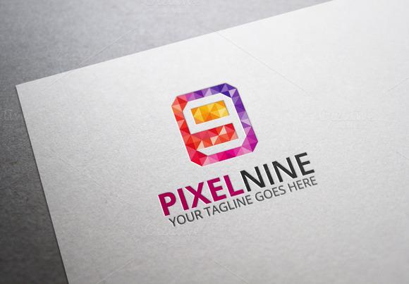 Pixel Nine Logo