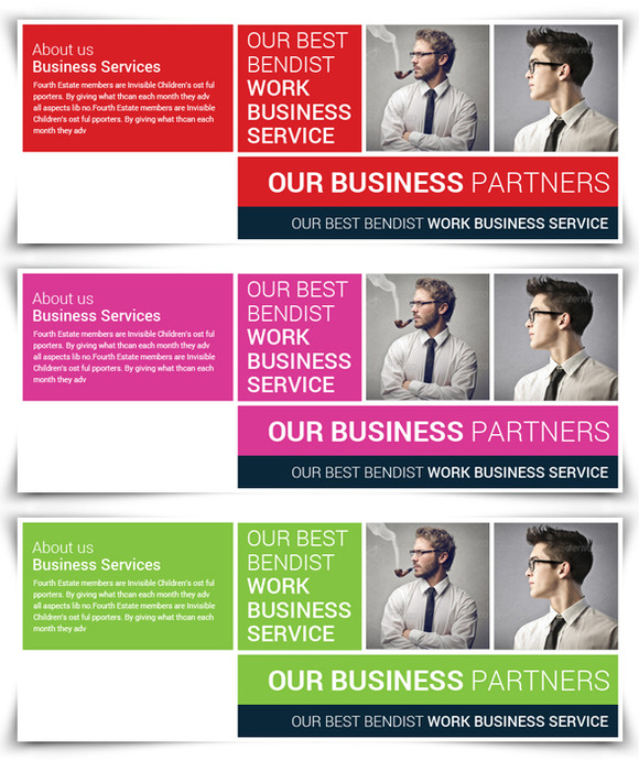 Business Facebook Timeline Template