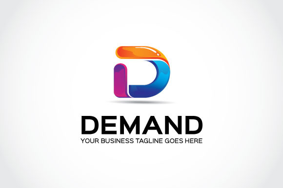 Demand Logo Template