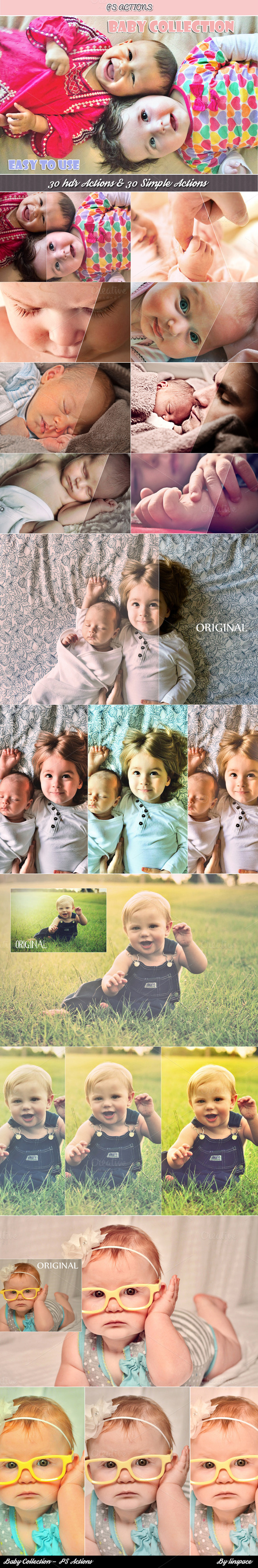 Baby Collection 150 PS Actions