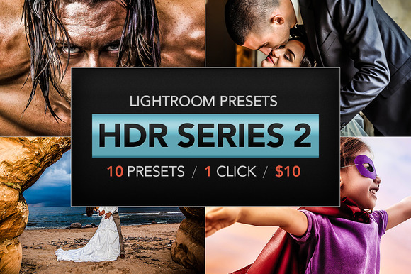 HDR Lightroom Presets V2
