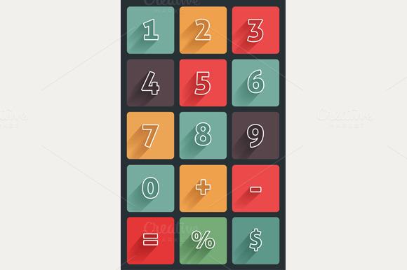 Calculator Numbers
