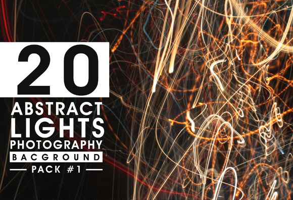 20% OFF Abstract Light Background #1