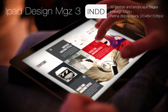Ipad Design Magazine 3
