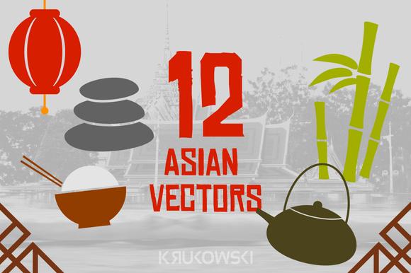 Asian Vectors