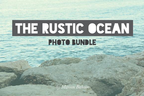 The Rustic Ocean 25 Photos Bundle