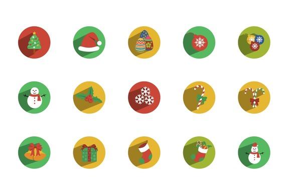 Flat Circle Christmas
