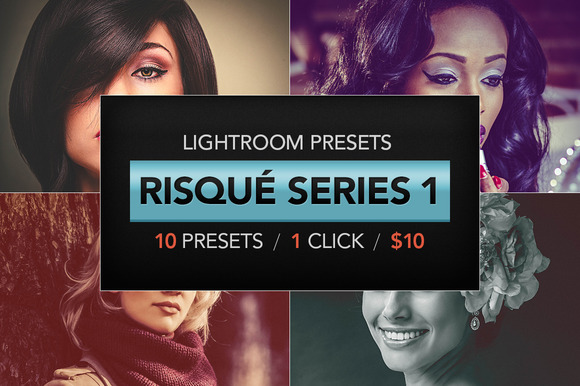 Risque Lightroom Presets V1
