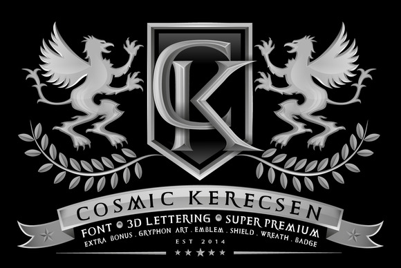 30%OFF CosmicKerecsen 3D